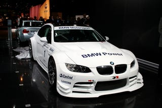Chicago Auto Show: BMW to Return to Racing in 2009, Bringing M3