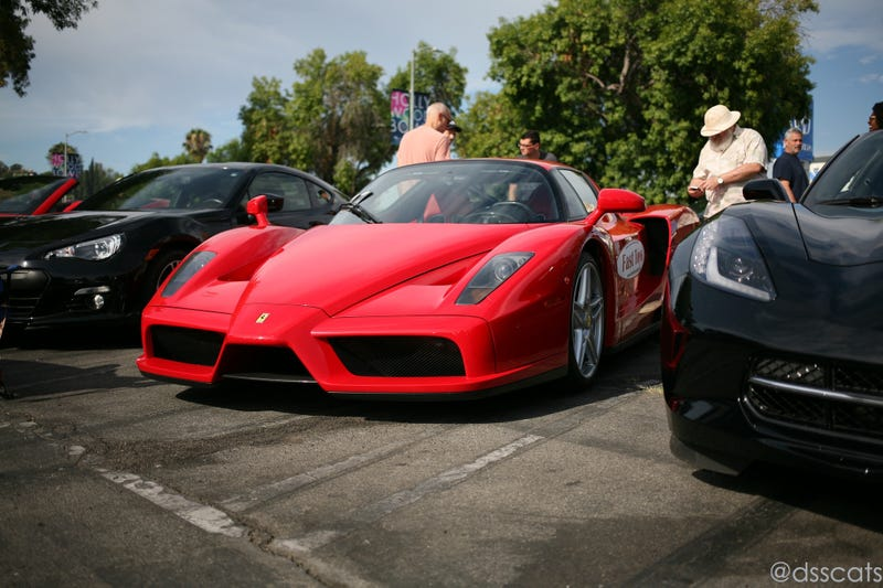 Illustration for article titled Supercar Sunday pictures (6/28/15)