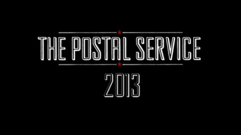 """Illustration for article titled Listen to """"Turn Around,"""" a new track from The Postal Service"""
