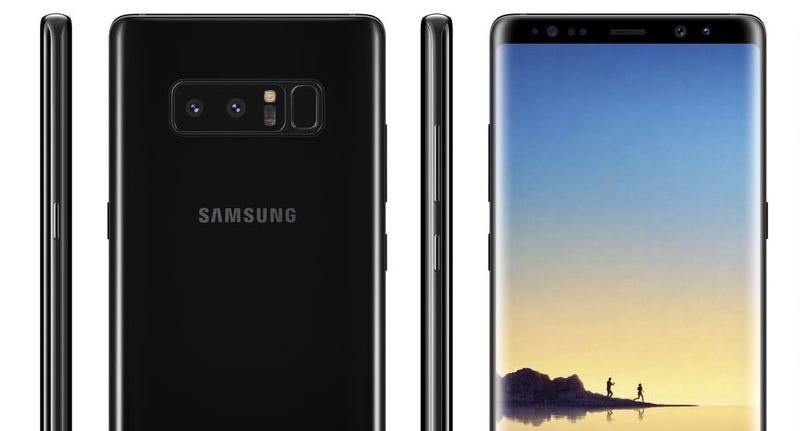 Illustration for article titled Estas son las especificaciones finales del Galaxy Note 8, según una nueva filtración