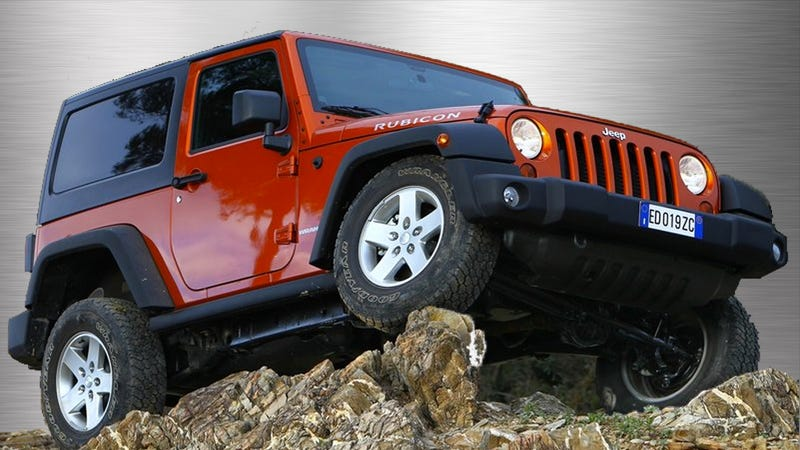 Illustration for article titled Next Jeep Wrangler Will Be Turbo'ed, But Maybe Not Steel Or Made In Ohio