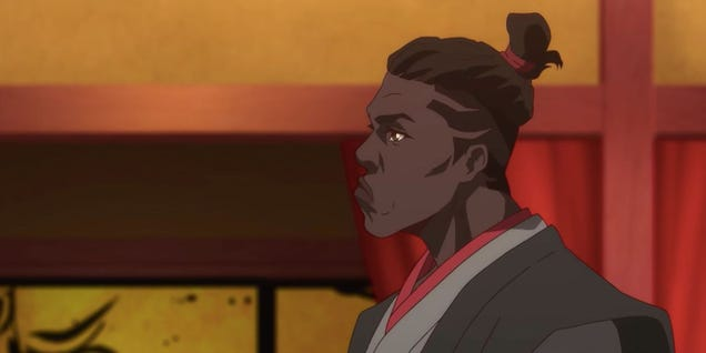 Netflix s Yasuke Has a Character Issue That s Bugging Me