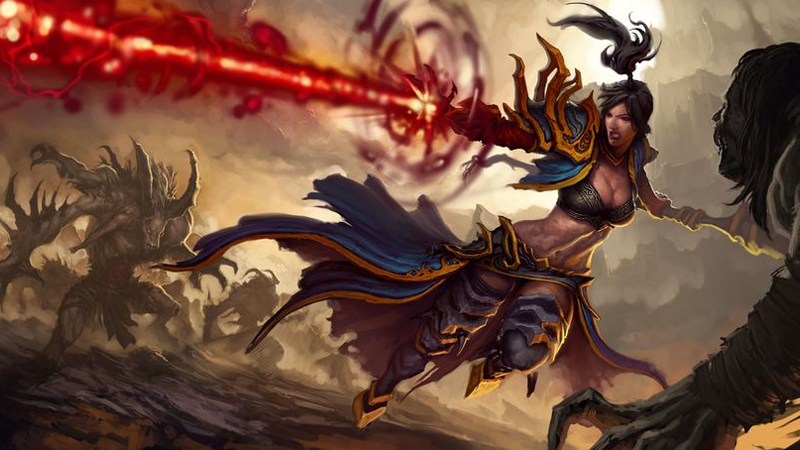 Illustration for article titled One Of The Most Popular Builds OfDiablo III Is Back