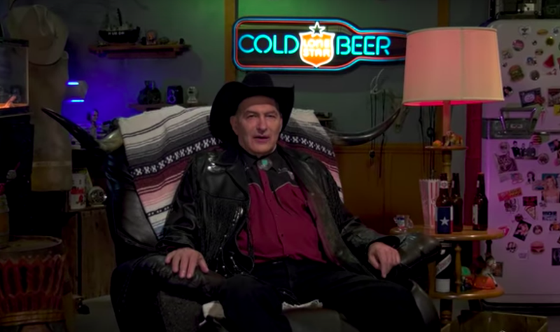 Illustration for article titled Joe Bob Briggs is back to host one last horror movie marathon