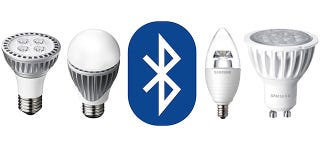 Illustration for article titled Bluetooth-Controlled LED Bulbs That Create Their Own Wireless Network