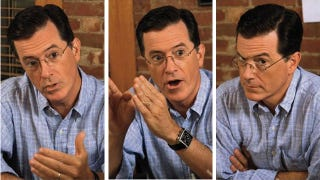 The Playboy Interview: Stephen Colbert on Politics, Grief and Bill O'Reilly