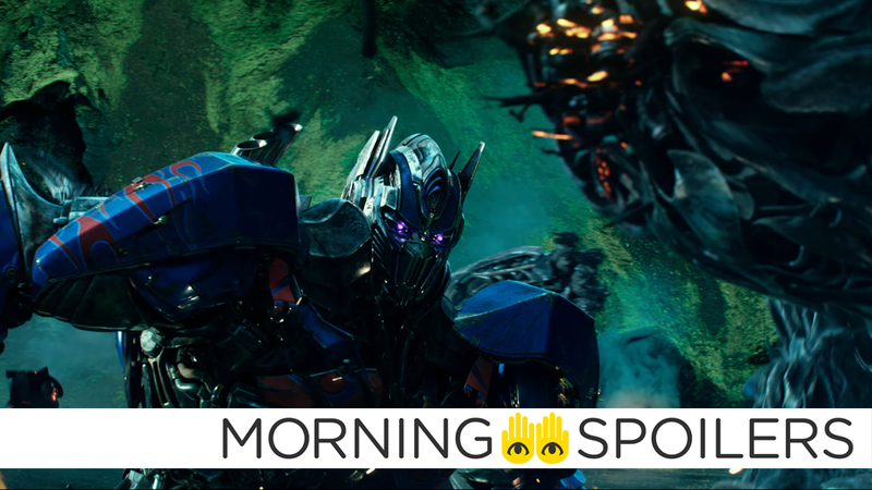 Illustration for article titled Something Totally Crazy Could Happen to Bumblebee in Transformers: The Last Knight