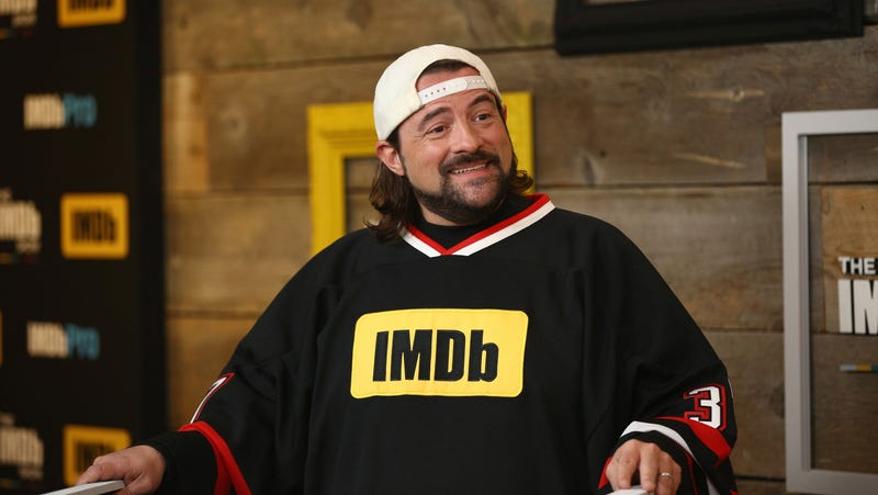 Illustration for article titled Kevin Smith to try a weird-ass crowdfunding thing for his new show Hollyweed