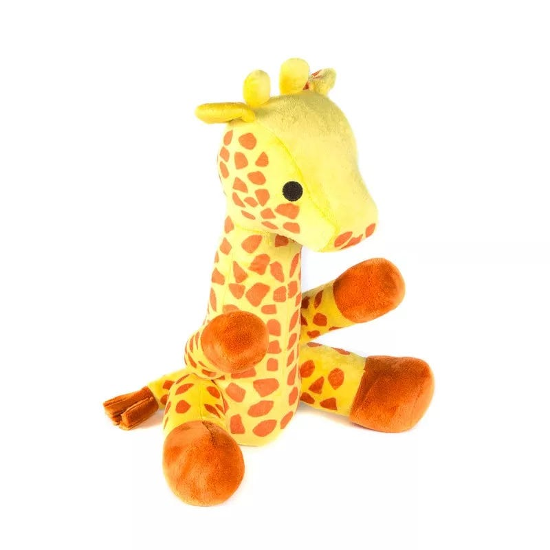 Illustration for article titled The Playstation Store has this adorable giraffe plush on sale
