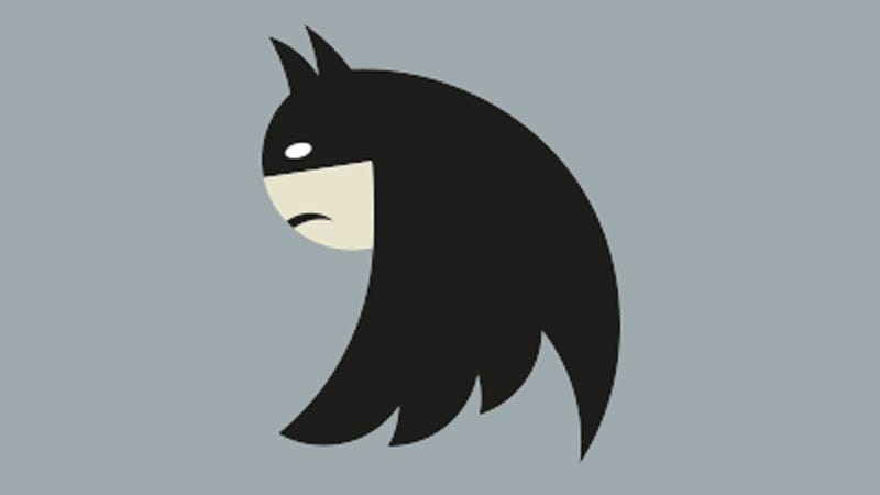 Illustration for article titled Twitter's New Logo Is Batman