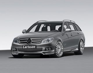 Illustration for article titled Carlsson Mercedes C-Class Estate
