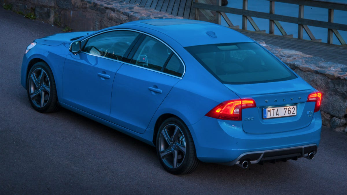 the curious case of the volvo s60 r design