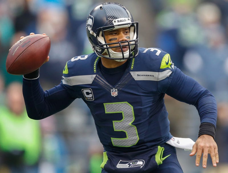 Illustration for article titled New Scouting Report Reveals Russell Wilson Too Short To Be Super Bowl-Winning Quarterback