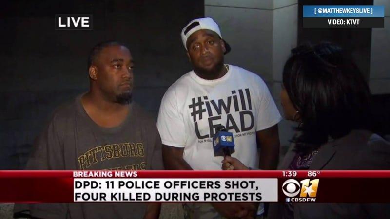 CBS DFW screenshot
