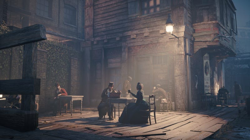 Illustration for article titled Assassin's Creed Syndicate Is A Beautiful Video Game