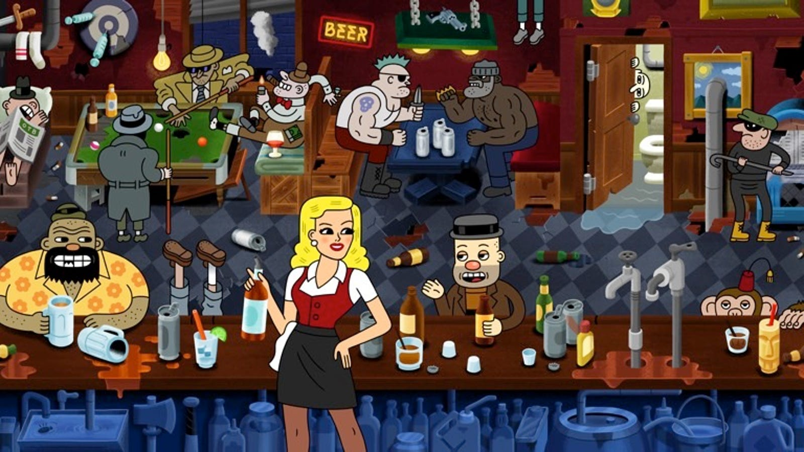The Adventures of Drunky Is the R-Rated Animated Comedy We've Been Waiting For