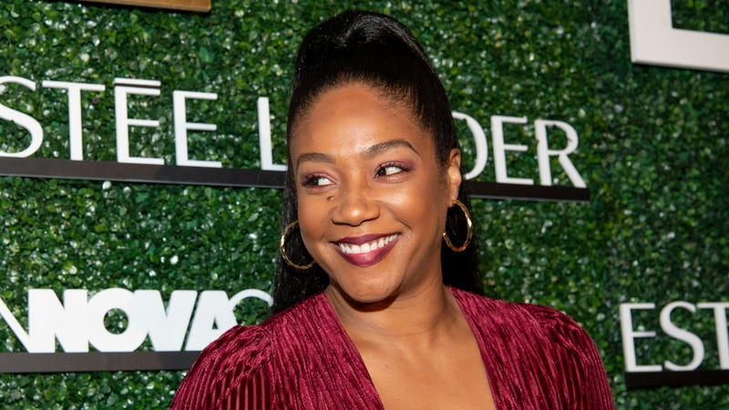 Tiffany Haddish attends 'Koshie Mills presents 'The Diaspora Dialogues' on March 09, 2019 in Marina del Rey, California.
