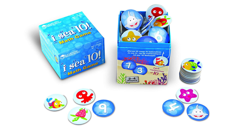 Illustration for article titled Encourage Mathematical Thinking With These Board Games for Little Kids
