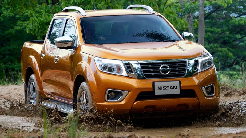 Nissan Frontier Diesel >> New Nissan Frontier May Be Postponed To 2018 Based On Navara After All