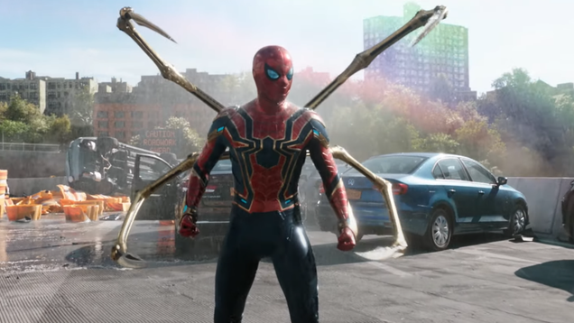 Spider-Man: No Way Home s First Trailer Spins a Whole New Adventure