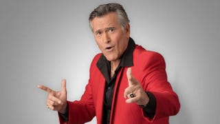 Illustration for article titled Bruce Campbell May Host a Horror-Themed Reality Series, and Here's Why That's Terrifying