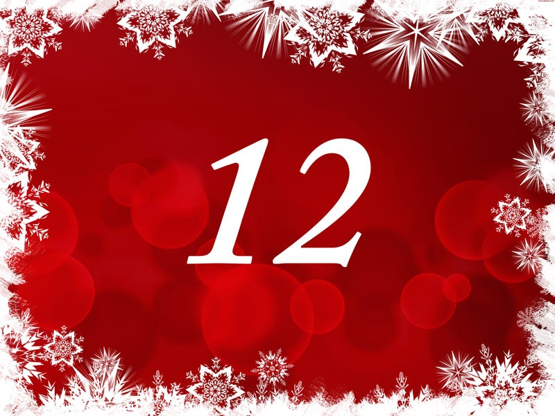 Illustration for article titled The TAY Advent Calendar: Day 12