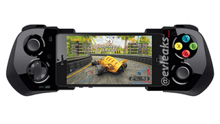 Illustration for article titled Rumored Moga iPhone Gaming Controller Has Thumbsticks (Updated)