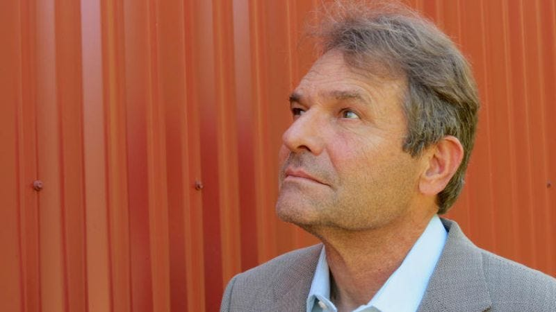Denis Johnson (Photo: Cindy Johnson / FSG Books)