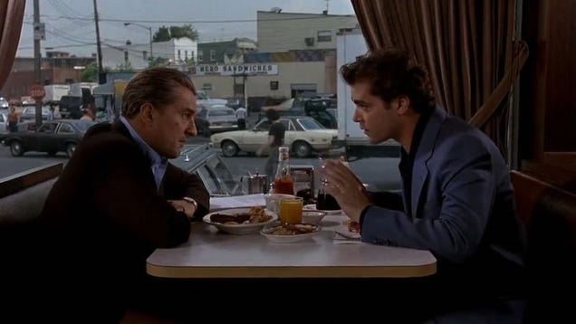 Goodfellas had some awful test screenings, according to Martin Scorsese