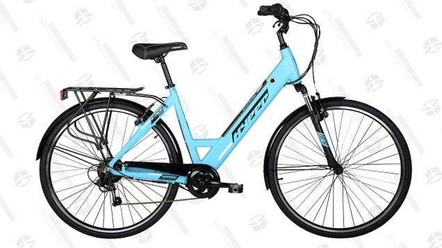 This Electric Bike Is Kind of a Perfect Combination of Features ... 19d291530