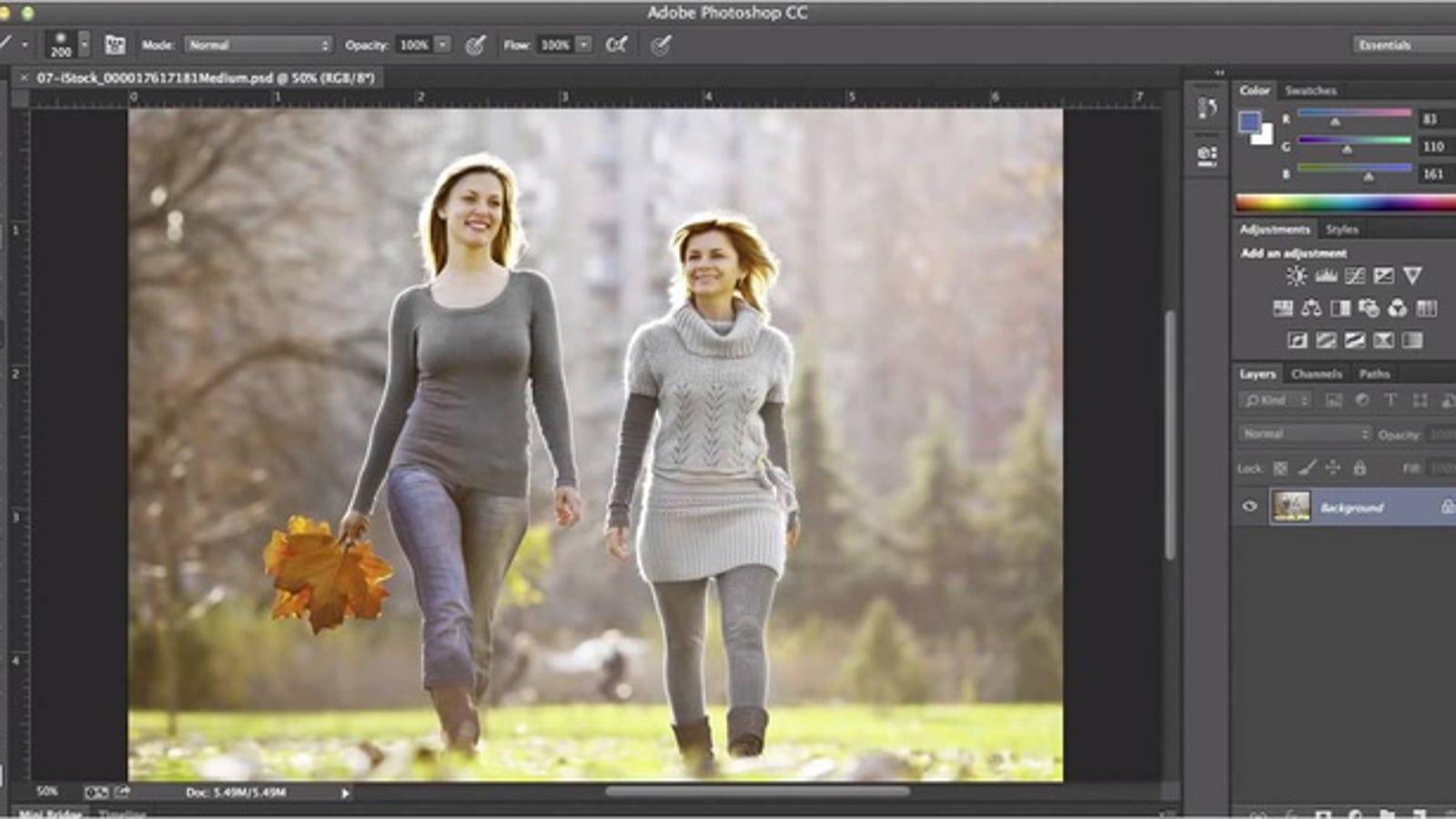 10 técnicas muy sencillas de Photoshop para principiantes