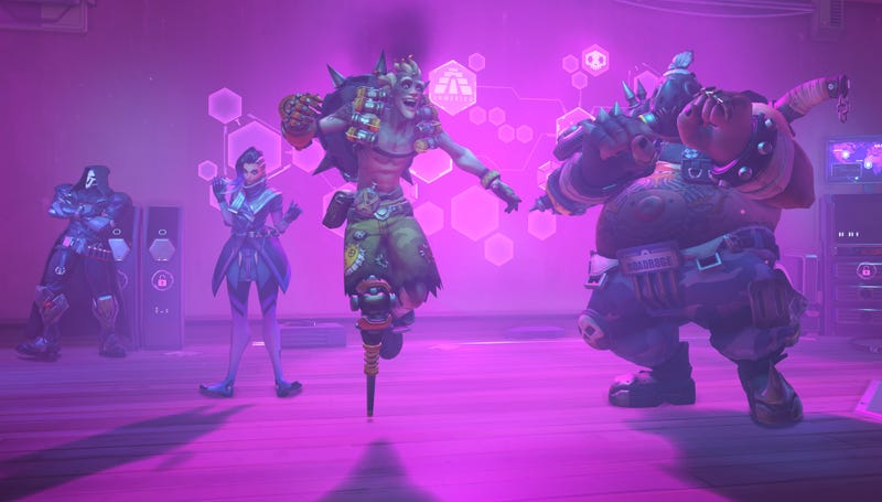 Illustration for article titled Blizzard Says Overwatch Toxicity Is Down 40 Percent