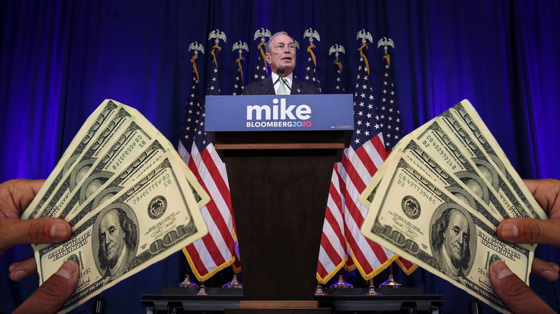 Illustration for article titled Here Is Everything You Could Buy With All the Money Mike Bloomberg Has Spent Running for President