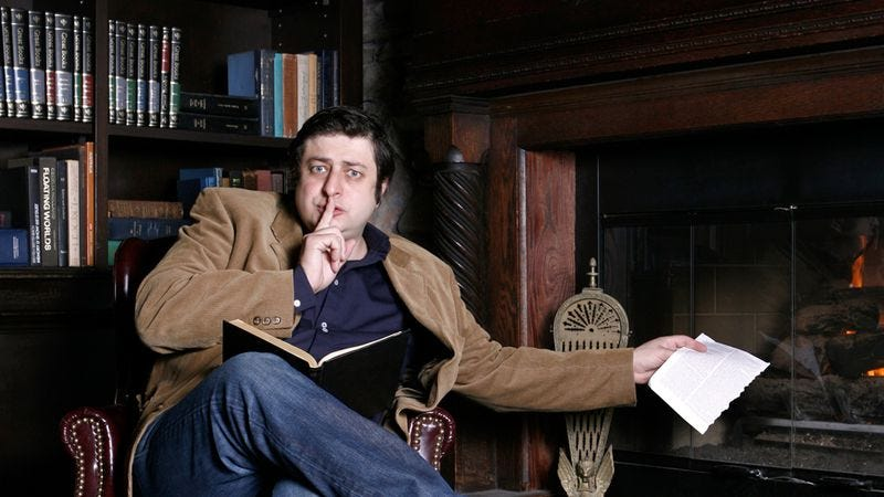 Illustration for article titled Eugene Mirman answers your questions about sex, life, and love