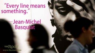 Jean-Michel BasquiatFilippo Monteforte/Getty Images