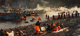 Illustration for article titled 25 Years After Exxon Valdez, We're Not Ready For the Next Big Spill