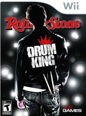 Illustration for article titled Drum King Is Now Rolling Stone: Drum King