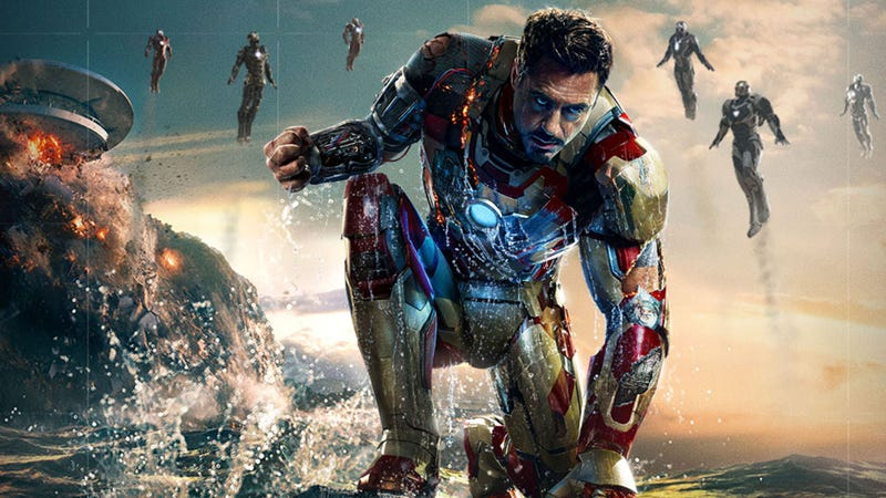 Illustration for article titled Marvel May Have Scrapped theWoman Villain inIron Man 3 for the Dumbest Reason