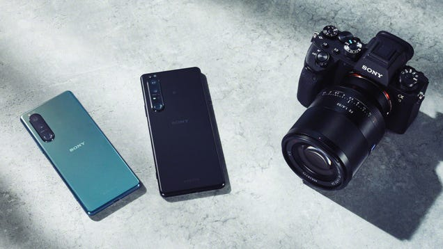 The Xperia 1 Mark III Could Be Sony s Big Chance for a Major Mobile Comeback