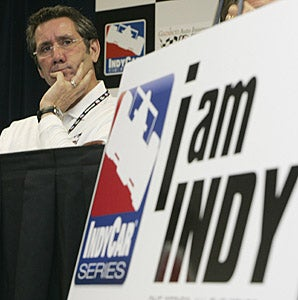 Illustration for article titled Tony George Out As Indianapolis Motor Speedway Boss