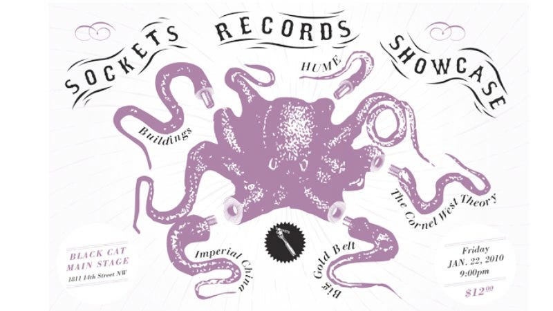 Illustration for article titled Sockets Records founder Sean Peoples discusses his label's five-year anniversary