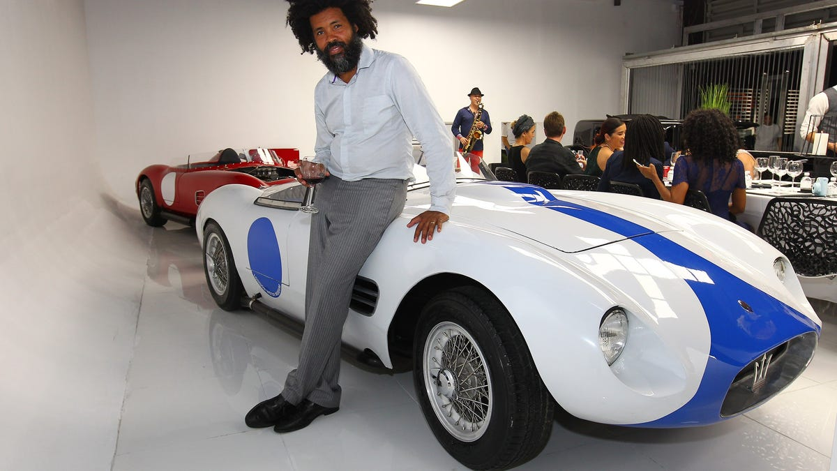 This Room In Miami Is Full Of Rare Supercar Treasures