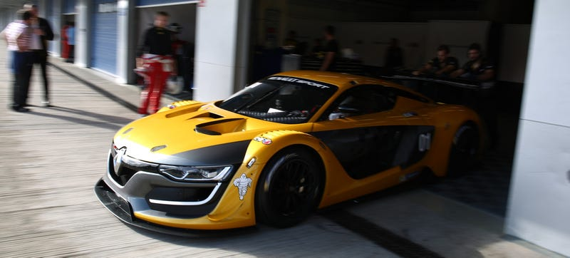 ... Decided That The Renaultu2013Nissan Alliance Entitles Them To Have The  GT Ru0027s Twin Turbo V6, So Renaultsport Built The Best Mid Engined Race Car  ...