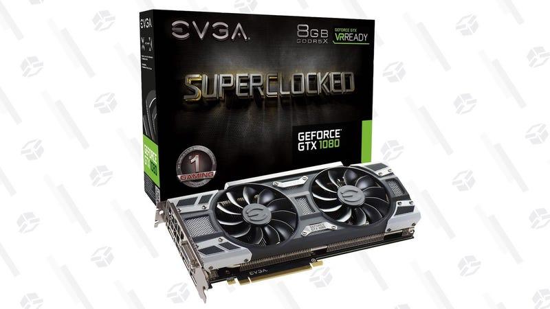 EVGA GeForce GTX 1080 SC | $470 | Amazon