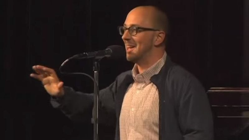 The Moth Presents Steve Burns (Screenshot: YouTube)