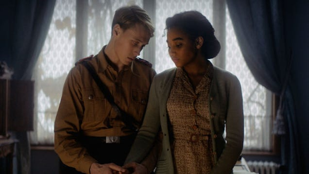 Where Hands Touch Director Amma Asante Insists the Film Doesn t Glamorize Nazis