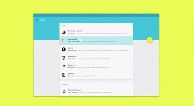 Android L: todas las novedades sobre el próximo Android