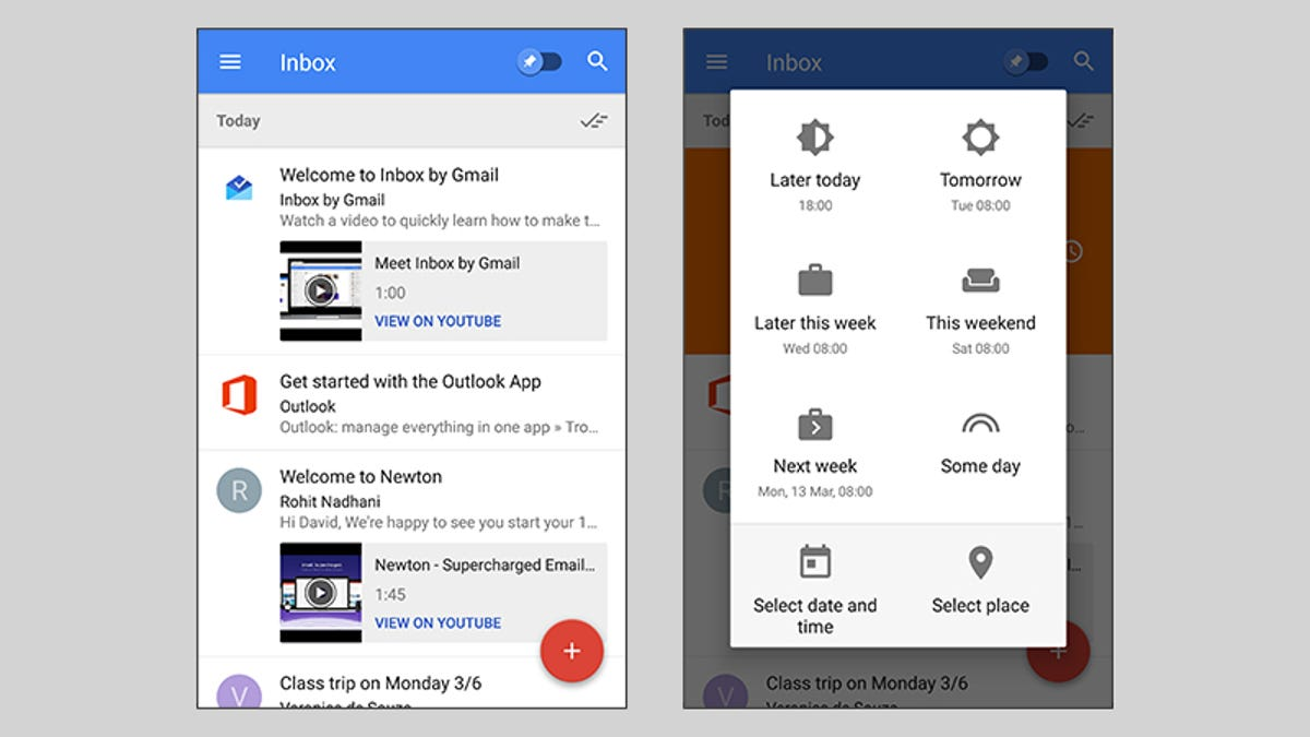 The Best Gmail Clients For Your Phone That Aren't Gmail