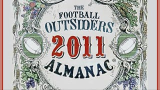 Illustration for article titled 32 Paragraphs About 32 NFL Teams From The 2011 Football Outsiders Almanac