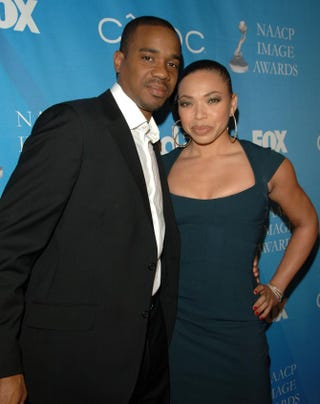 Duane Martin and Tisha Campbell-Martin in 2007Stephen Shugerman/Getty Images